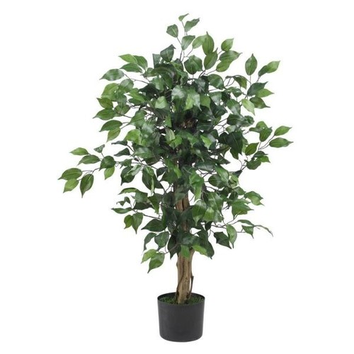 Nearly Natural 3 ft. Ficus Silk Tree