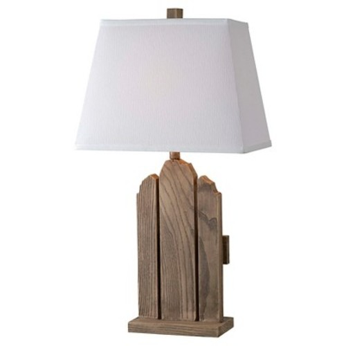 Kenroy Home Table Lamp - Wood