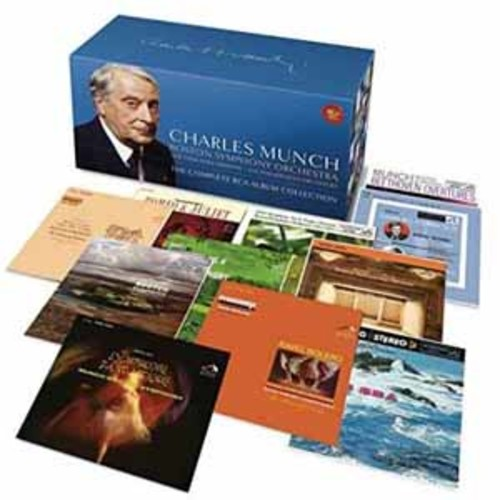 The Complete Album Colle Munch, Charles