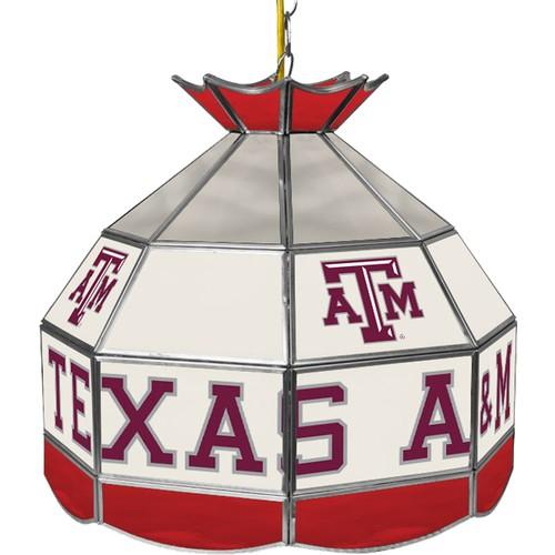 Trademark Games Texas A&M Aggies 16'' Tiffany Lamp