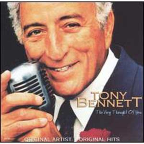 The Very Thought of You By The Tony Bennett (Audio CD)