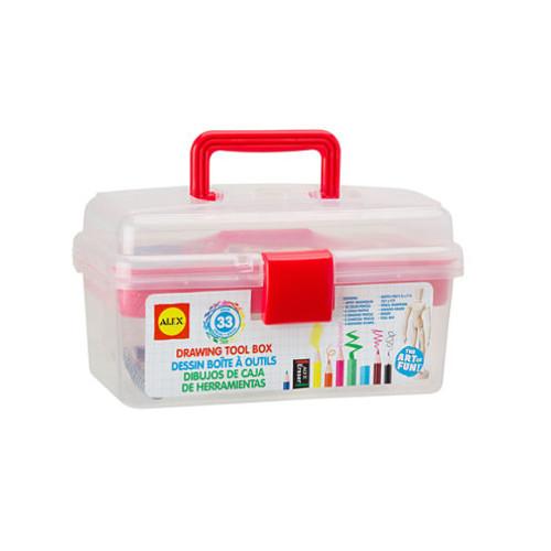 ALEX Toys Artist Studio Drawing Tool Box