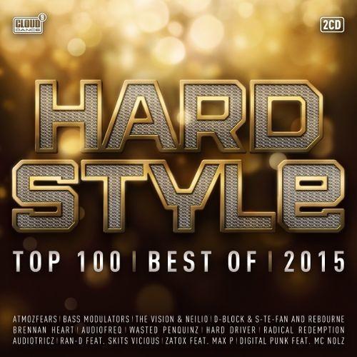 Hardstyle: Top 100 Best of 2015 [CD]