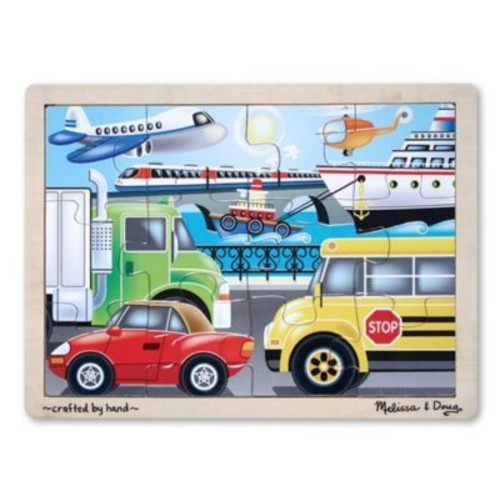 Melissa & Doug On the Go Jigsaw Puzzle