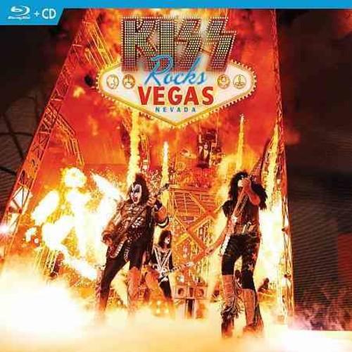 Kiss Rocks Vegas (Blu-ray Disc)