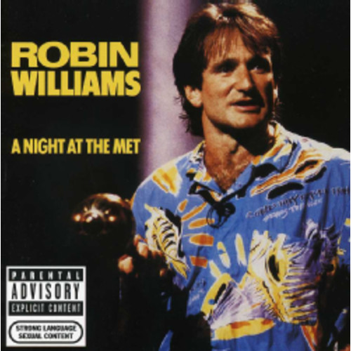 Robin Williams/Robin Williams/Marty Callner - Weapons of Self Destruction (Parental Advisory)