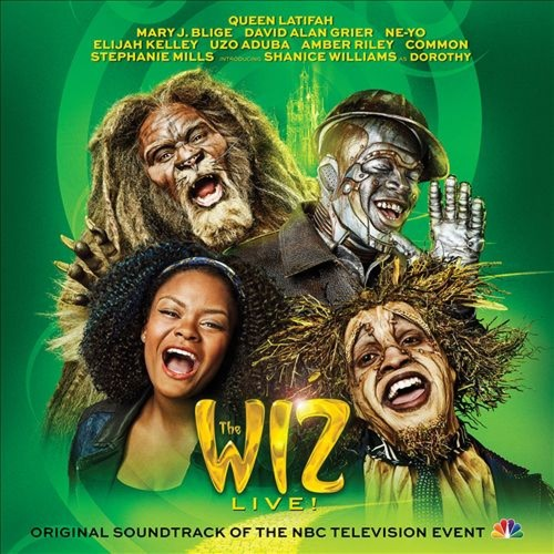 The Wiz LIVE [Music from the NBC Television Event] [CD]