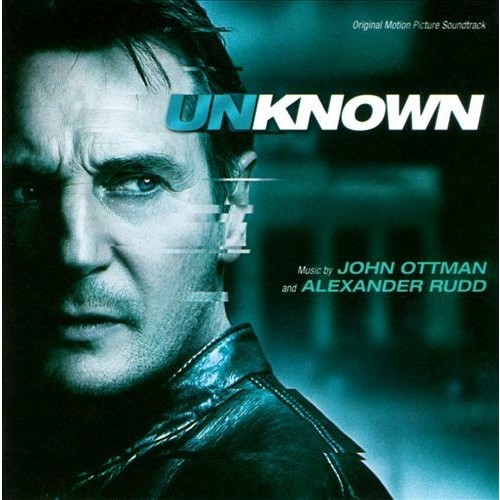 Unknown [Original Score] [CD]