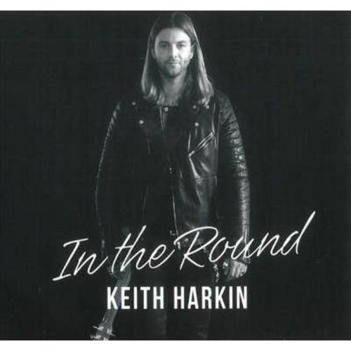 Keith Harkin - In The Round (CD)