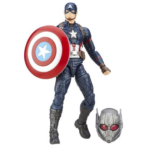 Marvel Legends Series: Captain America Civil War - Captain America Figure
