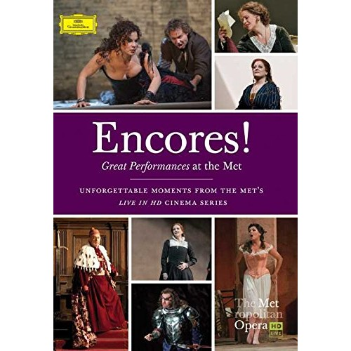 Encores! Great Performances at The Met (DVD)