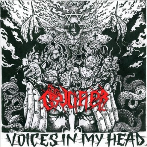 Crucifier - Voices In My Head (CD)