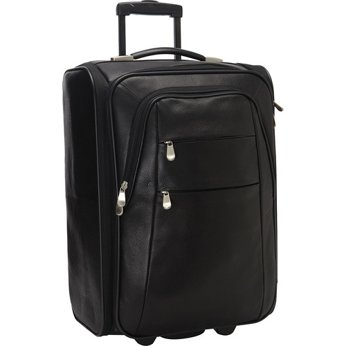 Bellino Leather Folding Laptop Carry-On 21