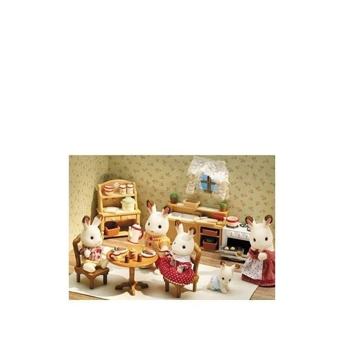 Calico Critters Deluxe Kitchen Set [Kitchen Set]