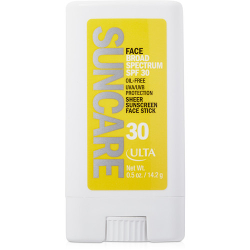 Sheer Sunscreen Face Stick SPF 30