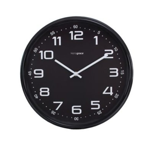 nexxt Design Kiera Grace 14'' Max Wall Clock (Set of 4)