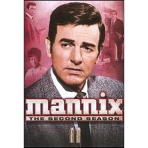 Mannix: The Second Season [6 Discs]
