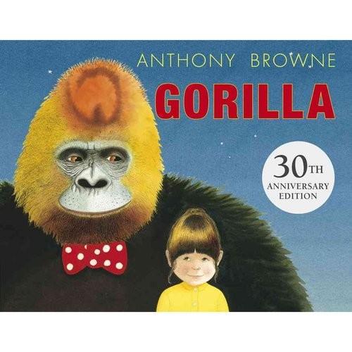 Anthony Browne; Anthony Browne Gorilla