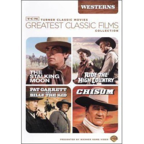 TCM Greatest Classic Films Collection: Westerns [2 Discs]