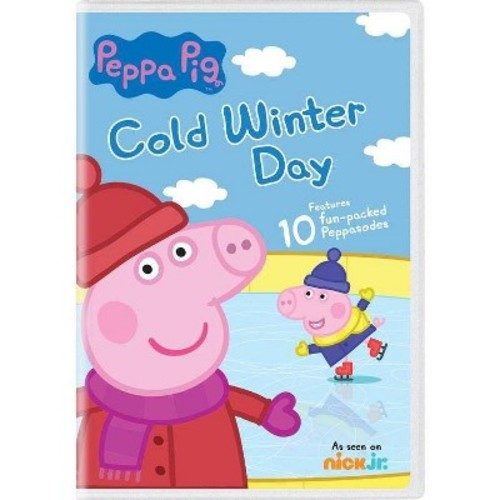 Peppa Pig: Cold New Day