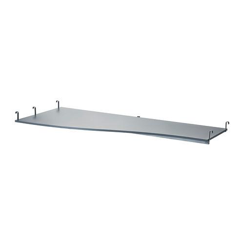 SVRTA Desk top, silver color
