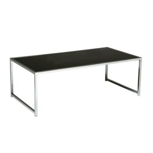 Ave Six Yield Coffee Table, Black