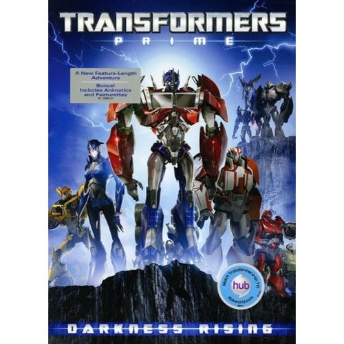 Transformers: Prime - Darkness Rising