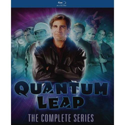 Quantum Leap: The Complete Series [Blu-ray] [18 Discs]