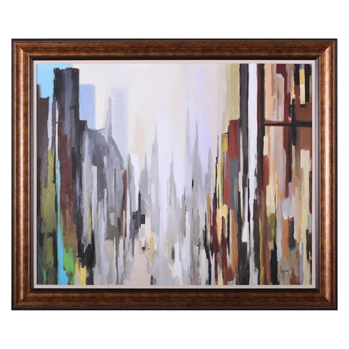 Cathedral by Gregory Lang Framed Painting Print