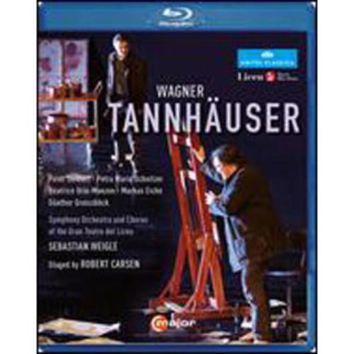 Tannhaeuser [Blu-ray] WSE DHMA/2/DHMA