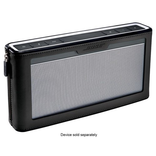 Bose - Bose SoundLink III Cover - Charcoal Black