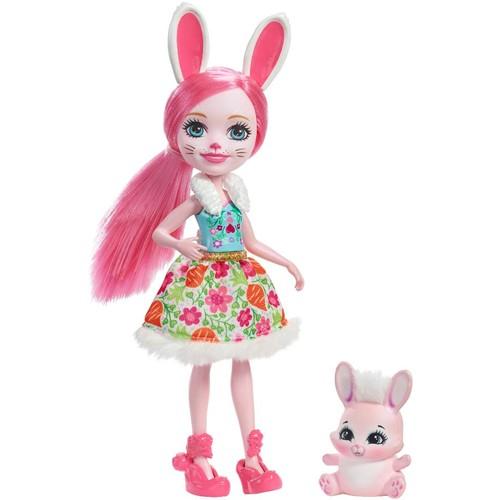 Enchantimals 6-inch Fashion Doll - Bree Bunny