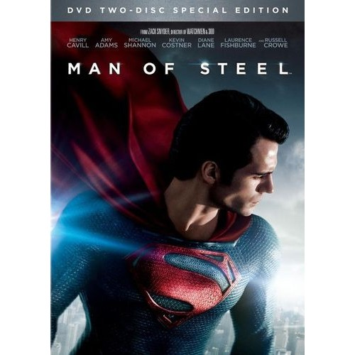 Man of Steel [Special Edition] [2 Discs] [Includes Digital Copy] [UltraViolet] [DVD]