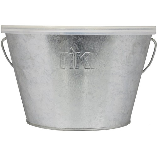 Tiki 1412112 Triple Wick Citronella Candle Bucket, 28 Oz