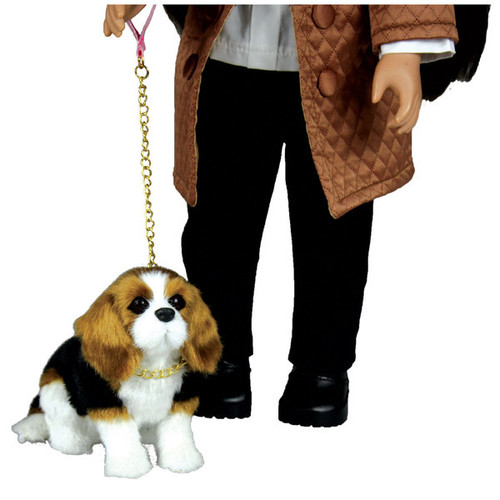 The Queen's Treasures AWSOM Pets! Beagle Pup Fits 18