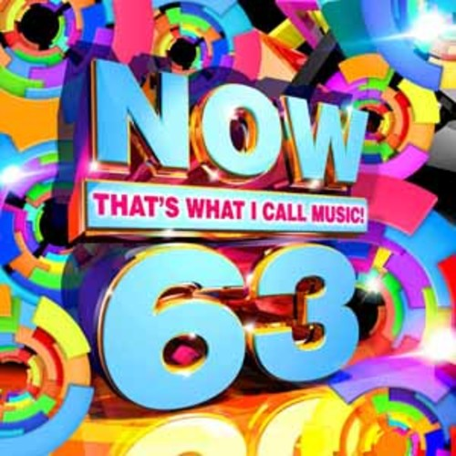 Now That's What I Call Music Vol. 63 [Audio CD]