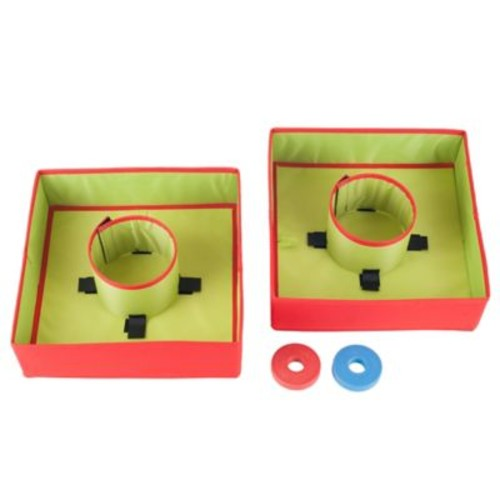 Collapsible Washer Toss Game