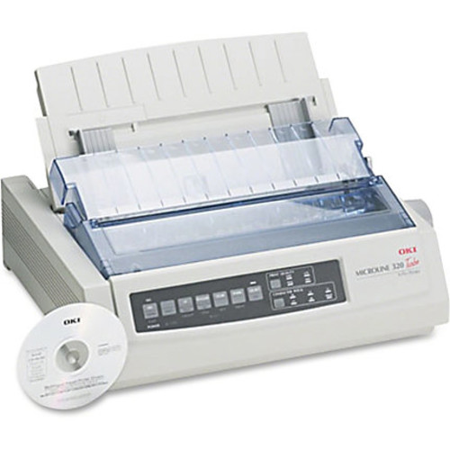 OKI Microline 320 Turbo Dot Matrix Printer, 137831