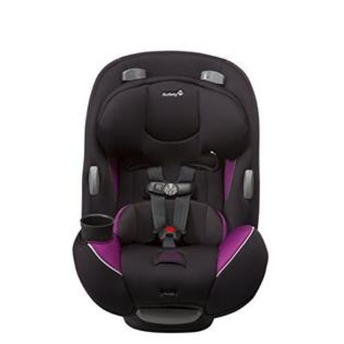 Safety 1st Continuum BABY CAR SEAT, 3 In 1 Harnessed BOOSTER SEAT, Hollyhock
