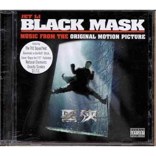 Black Mask [CD] [PA]