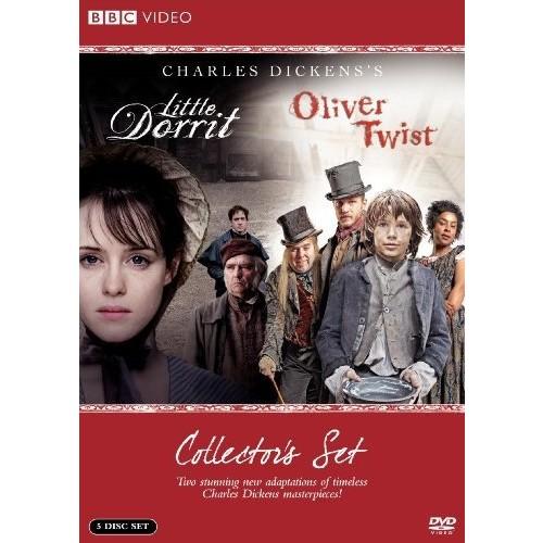 Charles Dickens Collection: (Little Dorrit / Oliver Twist)