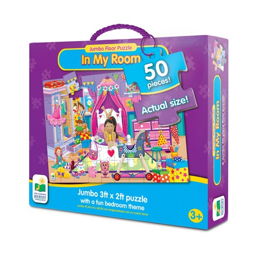 The Learning Journey Jumbo Floor Puzzle