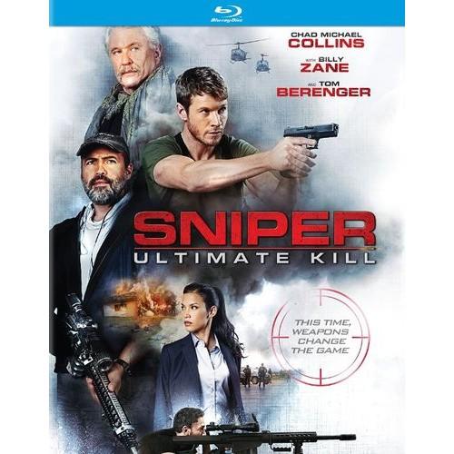 Sniper: Ultimate Kill [Blu-ray] [2017]