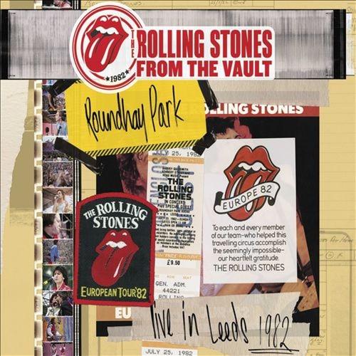 From the Vault: Live in Leeds 1982 [LP] - VINYL