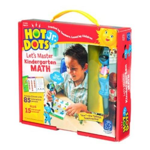 Educational Insights Hot Dots Jr Let'S Master Kindergarten Math