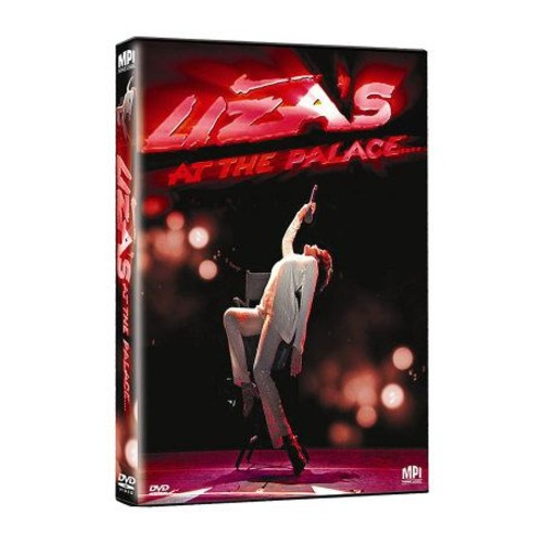 Liza's At the Palace - DVD