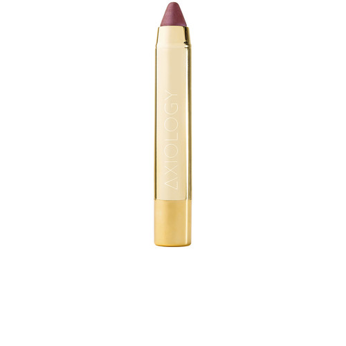 Axiology Natural Organic Lip Crayon in Enchant