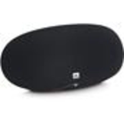 JBL Playlist (Black) Wireless powered speaker with Chromecast built-in and Bluetooth
