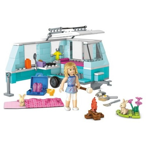 Mega Construx American Girl Lanie's Camping Trip Playset