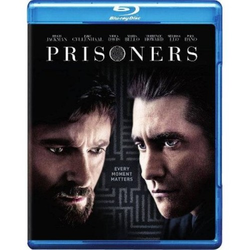 Prisoners [Includes Digital Copy] [UltraViolet] [Blu-ray] WSE DHMA/DD5.1